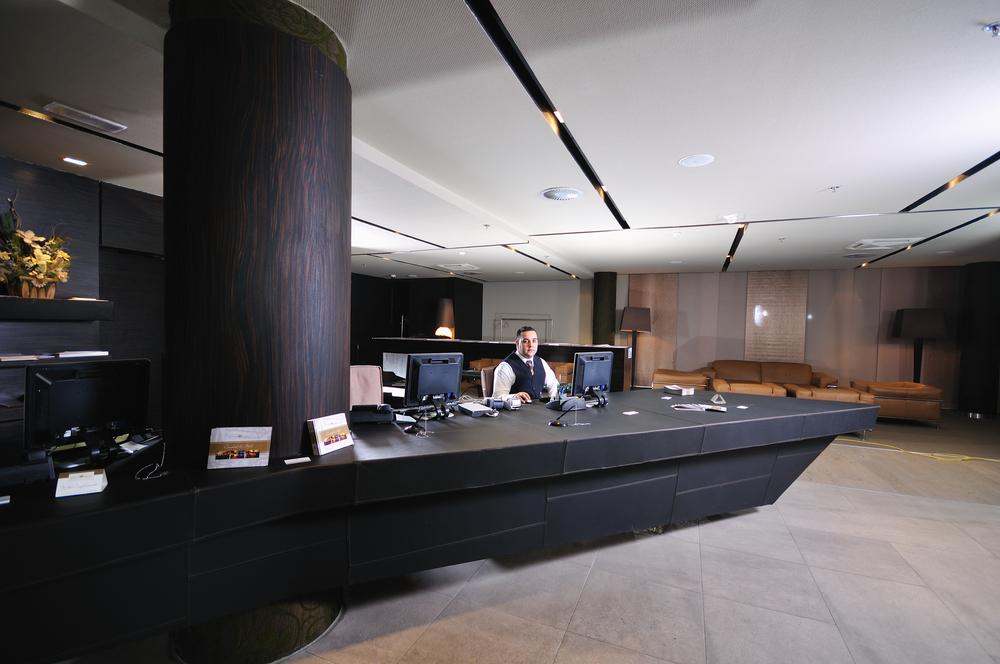 Condo Front Desk